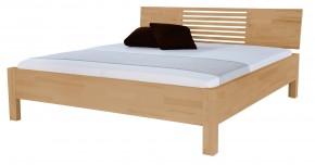 Calvina - rám postele (rozměr ložné plochy - 200x180)