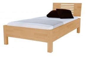 Calvina - rám postele (rozměr ložné plochy - 200x90)