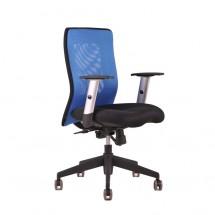 Calypso - Kancelářská židle (14A11 modrá)