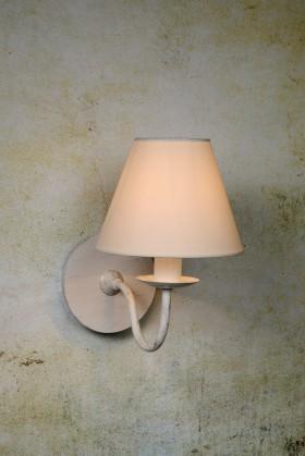 Campagne - nástěnné osvětlení, 40W, E14 (bílá)