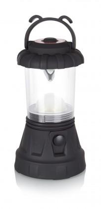 Camping Kempingová svítilna, 11LED-CB (černá)