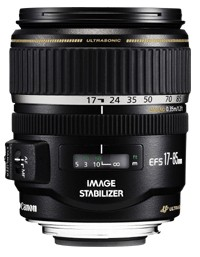 Canon EF-S 17-85mm f/4,0-5,6 USM IS