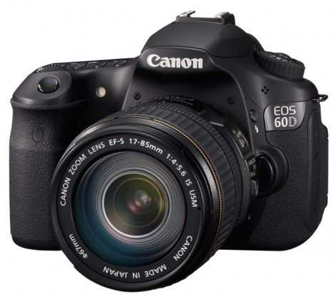 Canon EOS 60D + EF 17-85 IS