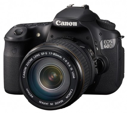 Canon EOS 60D + EF 17-85 IS + EF 70-300 IS