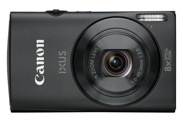 Canon IXUS 230 HS Black