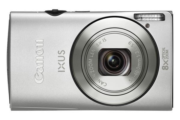 Canon IXUS 230 HS Silver