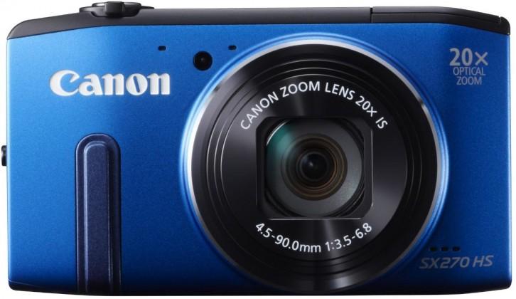 Canon PowerShot SX 270 HS Blu