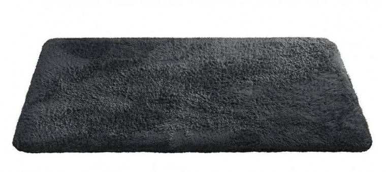 Caresse - koupelnová předložka, 50x85 cm (antracit)