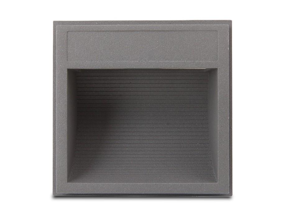 Cast - Venkovní LED svítidlo, LED, 2,4W (hliník)