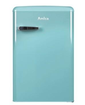 Chladnička retro s mrazničkou amica vt 862 al, a++
