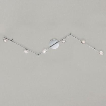 Chloe - Stropní osvětlení, LED (chrom)