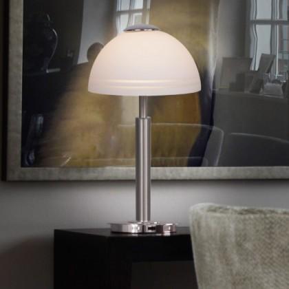 Class - Lampička, LED (matný nikl)