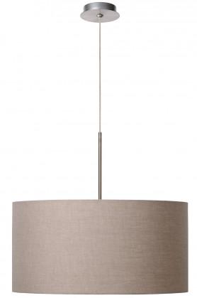 Cliff - stropní osvětlení, 60W, E27 (taupe)