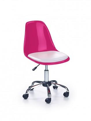 Coco 2 - dětská židle (růžovo-bílá)