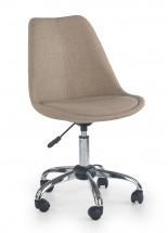 COCO 4 - dětská židle, béžová, regulace výšky sedáku