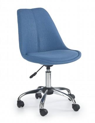 COCO 4 - dětská židle, modrá, regulace výšky sedáku