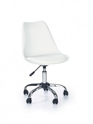 Coco - dětská židle (bílá)