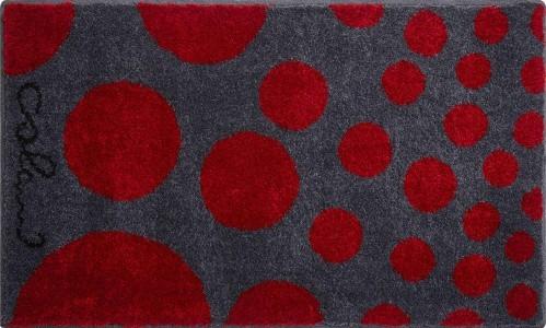 Colani 16 - Koupelnová předložka 60x100 cm (červená)
