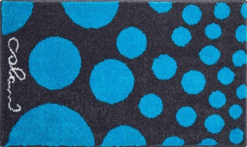 Colani 16 - Koupelnová předložka 70x120 cm (modrá)