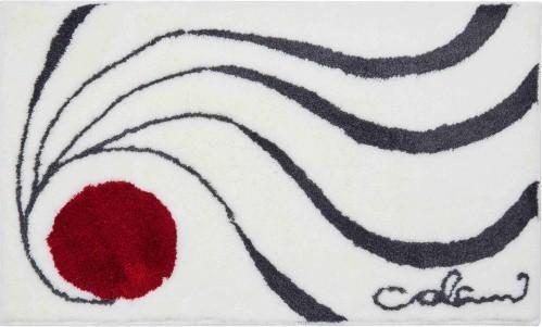 Colani 18 - Koupelnová předložka 60x100 cm (bílá)