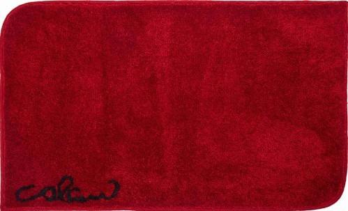 Colani 40 - Koupelnová předložka 70x120 cm (červená)