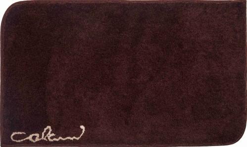 Colani 40 - Koupelnová předložka 70x120 cm (hnědá)