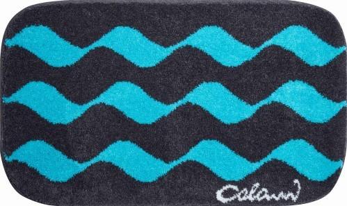 Colani 41 - Koupelnová předložka 70x120 cm (tyrkysová)