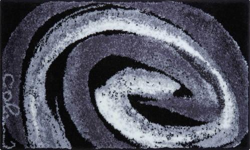 Colani 42 - Koupelnová předložka 70x120 cm (šedá)