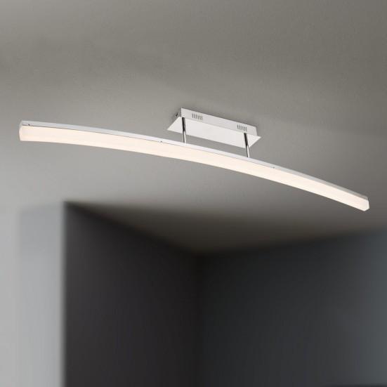 Colmar - Stropní osvětlení, LED (chrom)