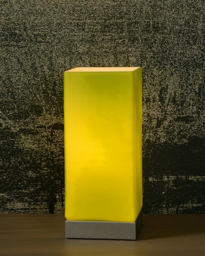 Colour - lampička, 40W, E14 (zelená)