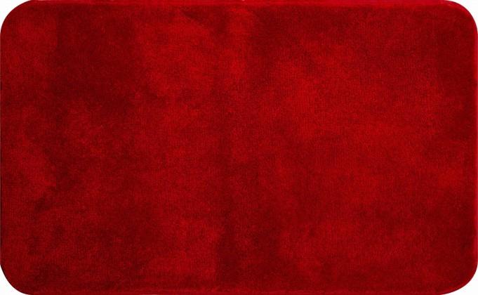 Comfort - Koupelnová předložka 50x80 cm (červená)