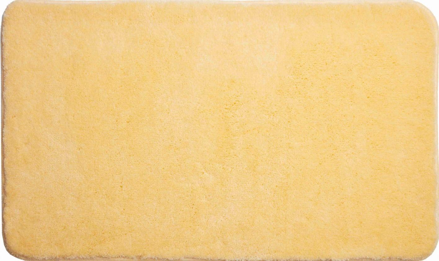 Comfort - Koupelnová předložka 50x80 cm (žlutá)