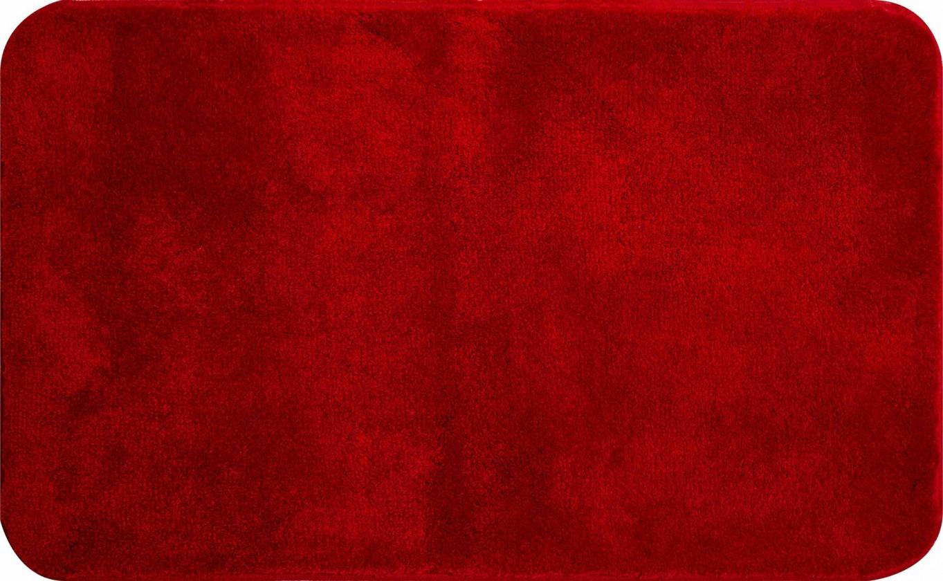 Comfort - Koupelnová předložka 70x120 cm (červená)