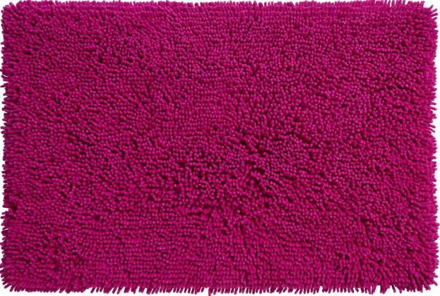 Corall - Koupelnová předložka 60x90 cm (alpská růžová)