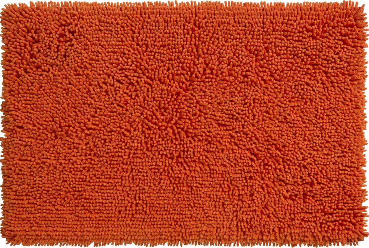Corall - Koupelnová předložka 70x115 cm (pomerančová)