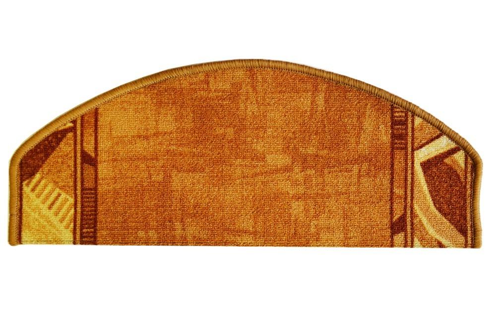 Corrido - Schodový nášlap, 28x65 cm (béžová)