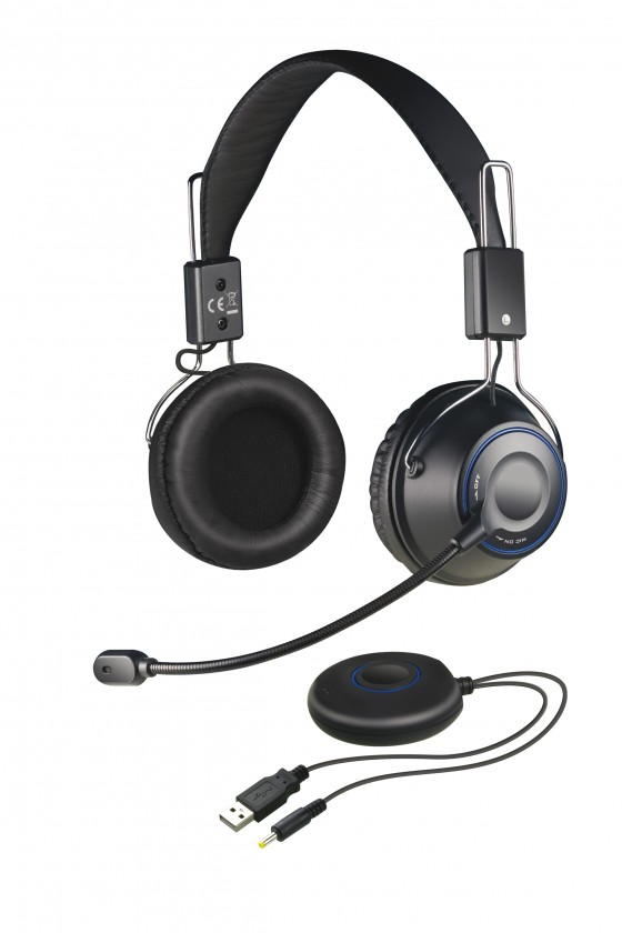 Creative Wireless gaming headset HS-1200