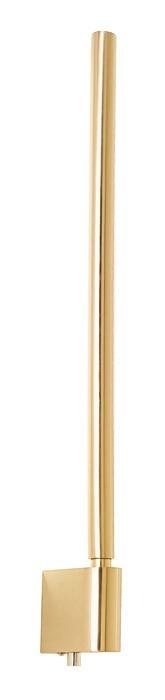 Crown - L72, 6W, 9x60x5 (zlatá)