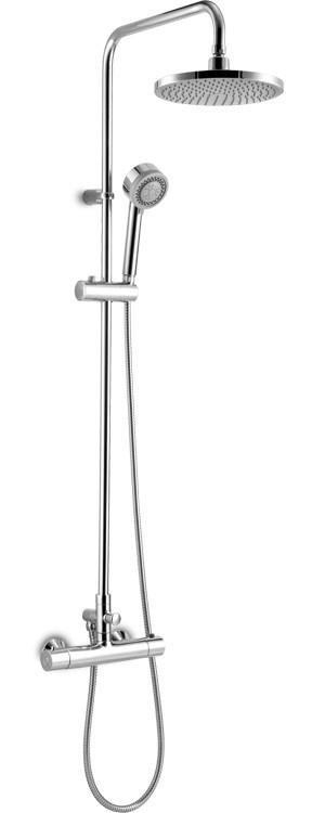 Curry 01ct  Sprchový komplet (chrom)