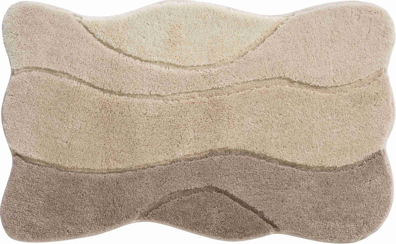 Curts - Koupelnová předložka 60x100 cm (béžová)