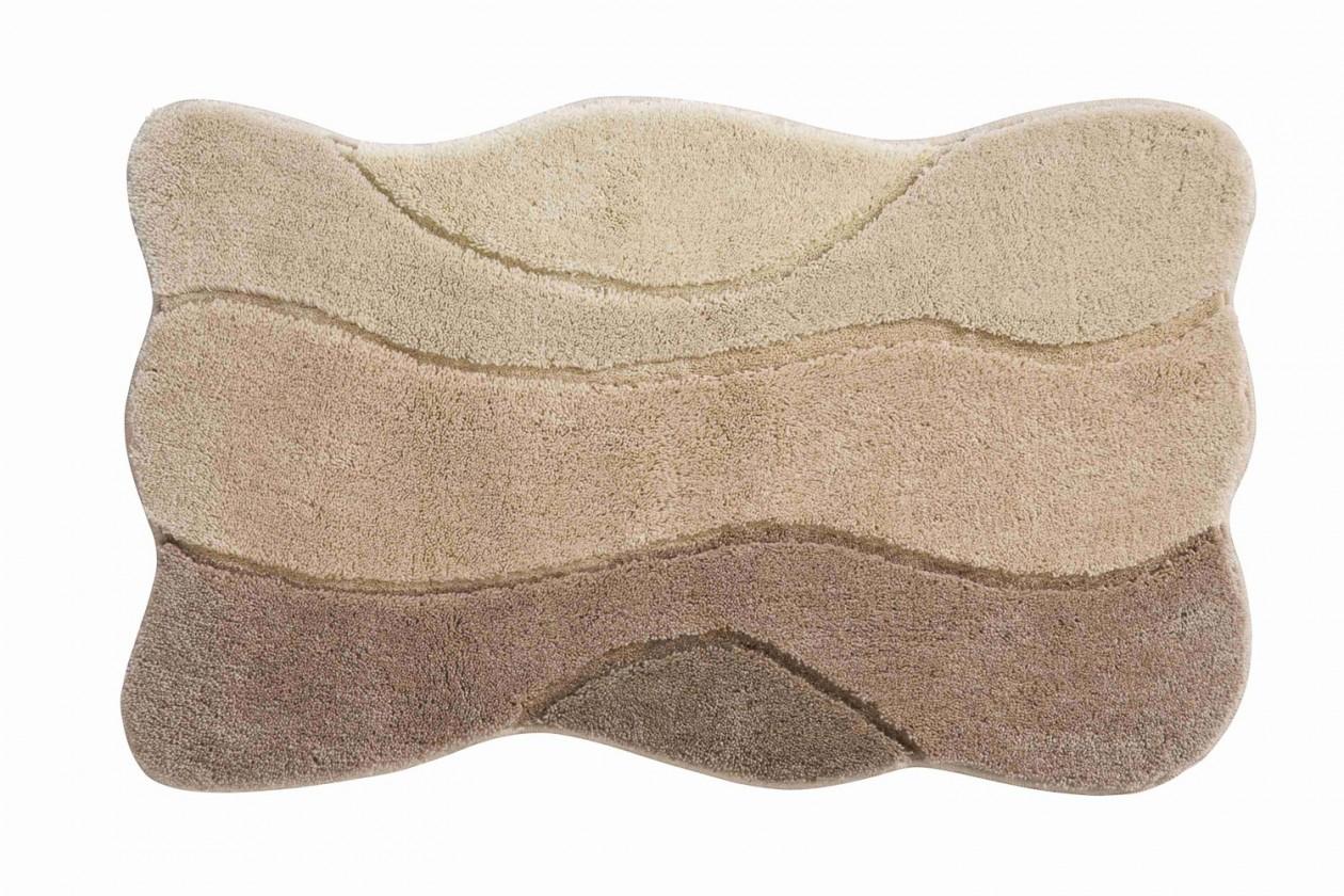 Curts - Koupelnová předložka 80x140 cm (béžová)