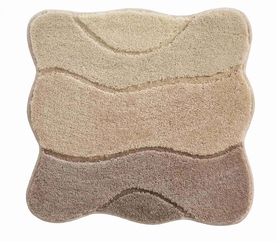 Curts - Koupelnová předložka malá 60x60 cm (béžová)