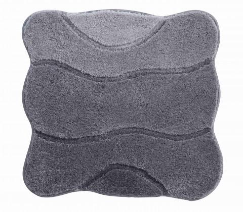 Curts - Koupelnová předložka malá 60x60 cm (šedá)