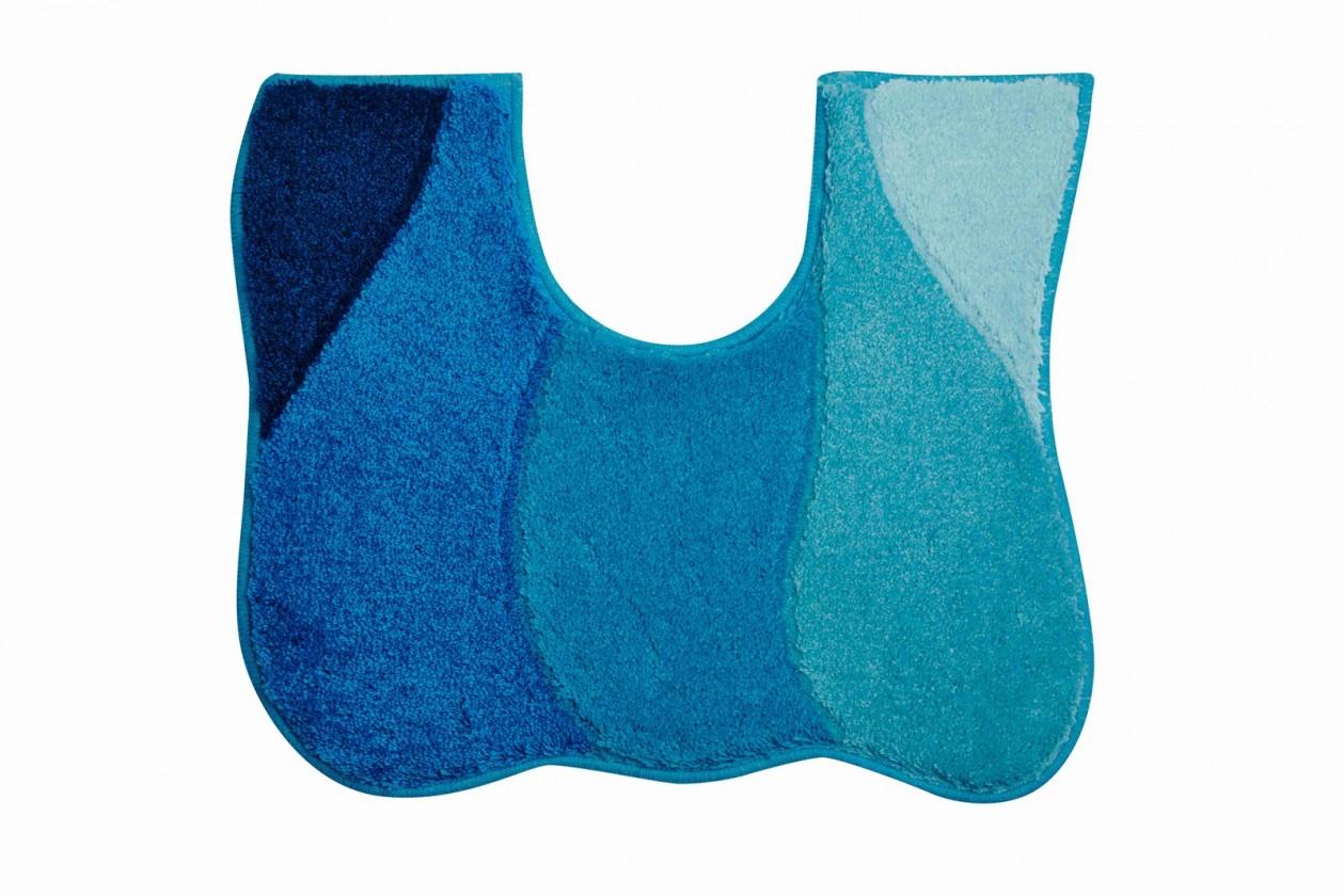 Curts - WC předložka 50x60 cm (modrá)