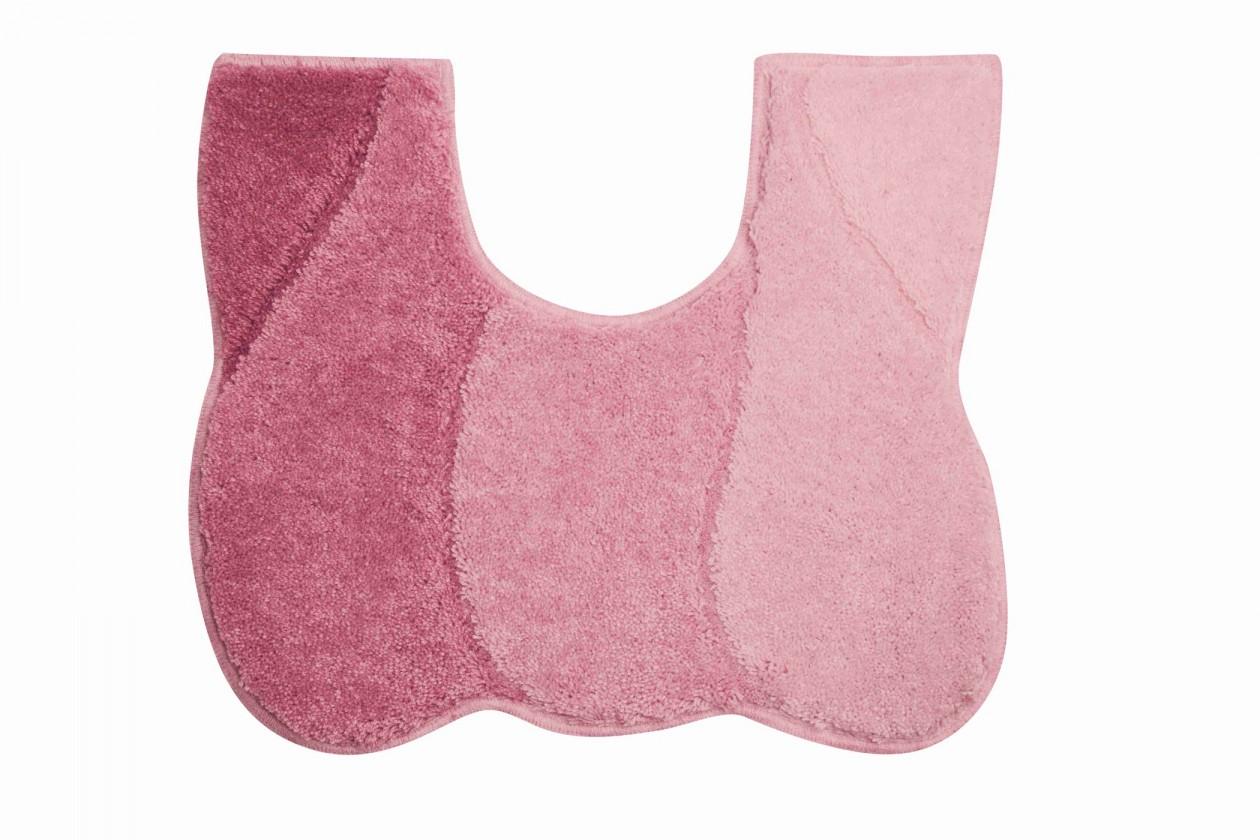 Curts - WC předložka 50x60 cm (růžová)