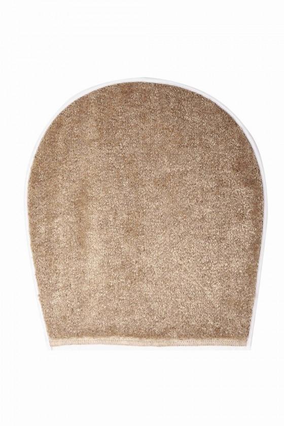 Curts - WC víko 47x50 cm (béžová)