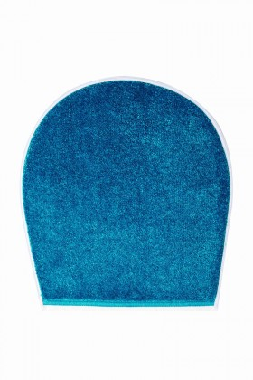Curts - WC víko 47x50 cm (modrá)