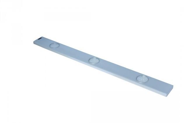 Daeron - Kuchyňské LED svítidlo, 3x24LED, 8,5W (stříbrná)