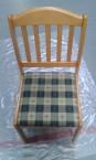Daniel-Jídelní židle-masiv olše