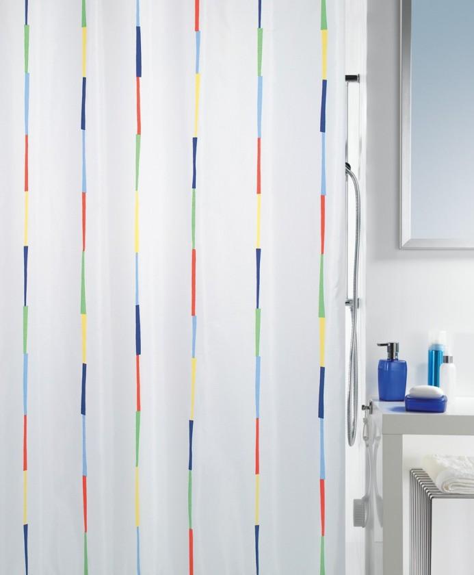 Dario-Sprchový závěs 180x200 cm(multicolor)